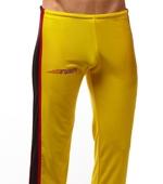 Штаны N2N - Track (желтый)