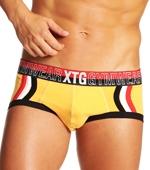 Брифы XTG - Gymwear (желтый)