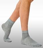 Носки ZOD (серый)