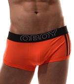 Плавки-шортики Oboy - Beach B14 (оранж)