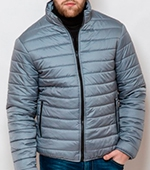 Куртка Time of Style - 2239 (стальной)