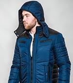 Куртка Time of Style - 2240 (темно-синий)