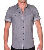 Рубашка Andrew Christian - Zipper