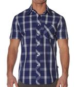Рубашка Andrew Christian - Summer (синий)