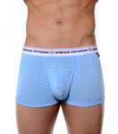 Боксеры Andrew Christian - Almost Naked (голубой)