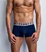 Боксеры CUMO (синий)