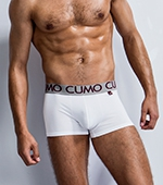 Боксеры CUMO (белый)