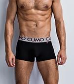 Боксеры CUMO (черный)