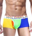 Боксеры Wild Milk - Rainbow