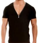 Футболка Modus Vivendi - Zipper (черный)