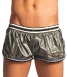 Пляжные шорты XTG - Sport island (серый)