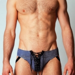 Джоки Modus Vivendi - Denim Look (синий)